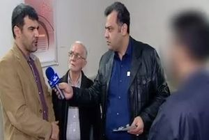فیلم/ دستگیری سارق کارت بانکی بازنشستگان