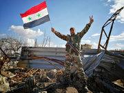 آزادسازی ۲۵ درصد غوطه شرقی دمشق +نقشه