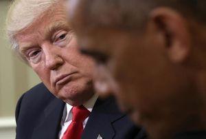 ماجرای ترامپ، فاحشهها و تختخواب باراک اوباما +عکس و فیلم