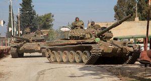 تکرار سناریو رسانههای حامی گروههای تروریستی در شمال غرب حماه/ حملات تروریستهای خارجی برای نفود در «دشت الغاب» ناکام ماند + تصاویر و نقشه میدانی
