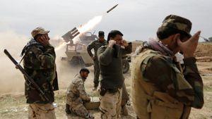 عملیات بزرگ نیروهای عراقی علیه هستههای خاموش داعش/ شکار ۳۳ تروریست در استانهای دیاله، نینوا و کرکوک + تصاویر و نقشه میدانی