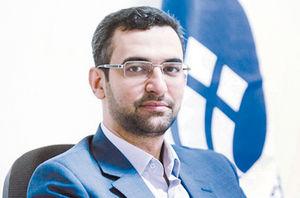 توییت وزیر ارتباطات درباره رشد زبان  فارسی در اینترنت 