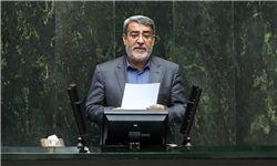 مجلس سؤال محمود صادقی از وزیر کشور را وارد ندانست