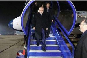 توضیح وزارت خارجه درباره استقبال از ظریف در کرواسی