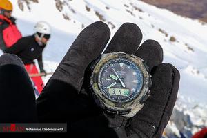 عکس/ کشف ساعت یکی از سرنشینان هوپیمای ATR