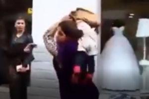 فیلم/ کودکی که سلاح گرم مادر سنگدل شد!