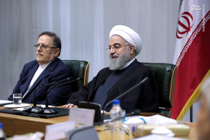 حسن روحانی: امید و اعتماد مردم به کنترل تورم، پایه ثبات اقتصاد و سرمایه گذاری است