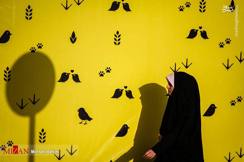 آتش به اختیار فرهنگی در مشهد