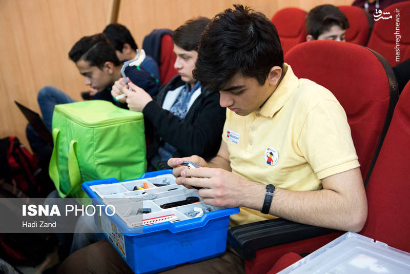 همچنین امسال مسابقه رباتها در بخش دوی صحرا نوردی در دانشگاه صنعتی امیرکبیر برگزار میشود.