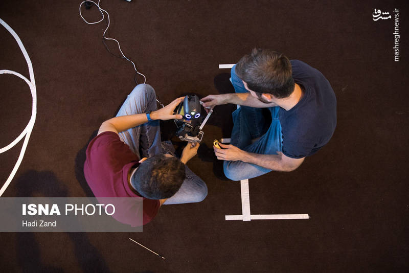 هفتمین دورهی مسابقات بینالمللی رباتیک امیرکبیر
