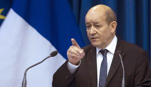 ترس فرانسه از تحریم آمریکا علیه ایران