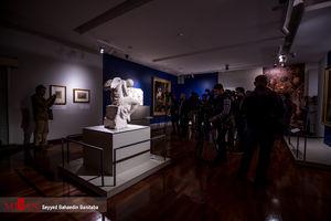نمایشگاه موزه لوور در ایران