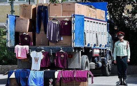 فیلم/ روایتی مستند از قاچاق پوشاک به کشور
