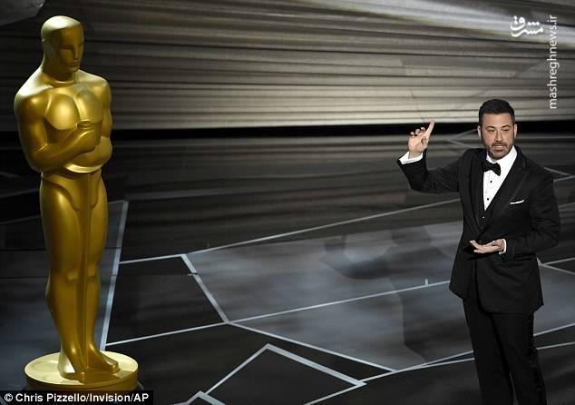 جیمی کیمل مجری برنامه اسکار