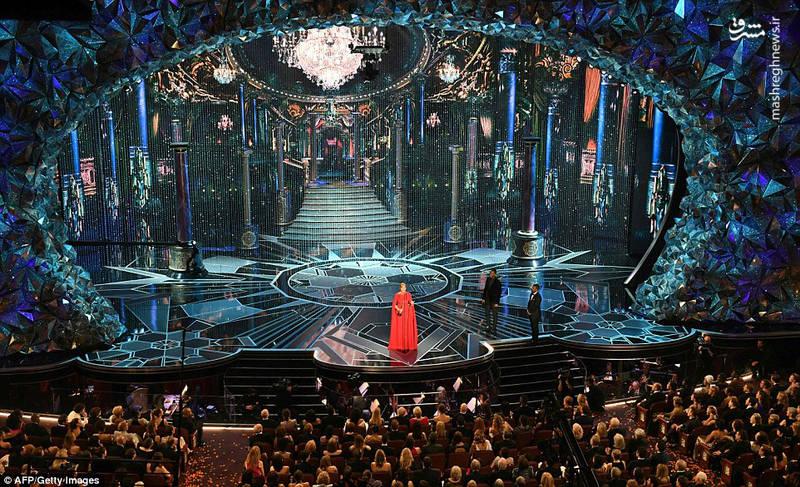 """""""الیسون جنی"""" برنده اسکار بهترین بازیگر نقش مکمل زن برای فیلم (من تانیا)"""