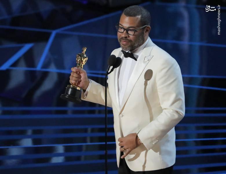 """""""جوردن پیله"""" برنده اسکار بهترین فیلمنامه اصلی برای فیلم (برو بیرون)"""