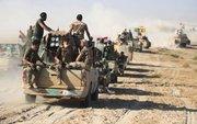 بارزانی داعشیهای کرکوک را به خط کرد +عکس