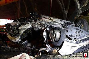 عکس/ آتشسوزی مرگبار 207 در اتوبان همت