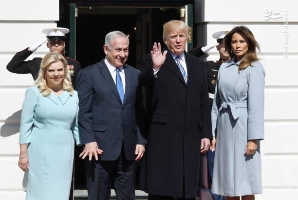 ترامپ: اگر بتوانم خودم برای افتتاح سفارتمان در اورشلیم(قدس) حاضر خواهم شد