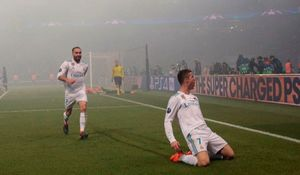 رئال مادرید و پاریسن ژرمن
