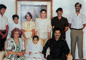 حسین کامل / داماد صدام