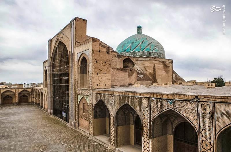 مسجد جامع قزوین (مسجد عتیق)