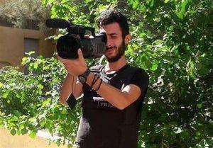 شهادت تصویربردار العالم در حومه جنوبی حلب +عکس