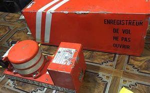 جزئیاتی از جعبه سیاه هواپیمای یاسوج