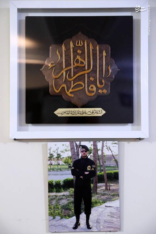 شهید محمدعلی بایرامی از شهدای ناجا