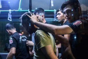 بازداشت ۸۴ مظنون به همکاری با «فتو» در ترکیه