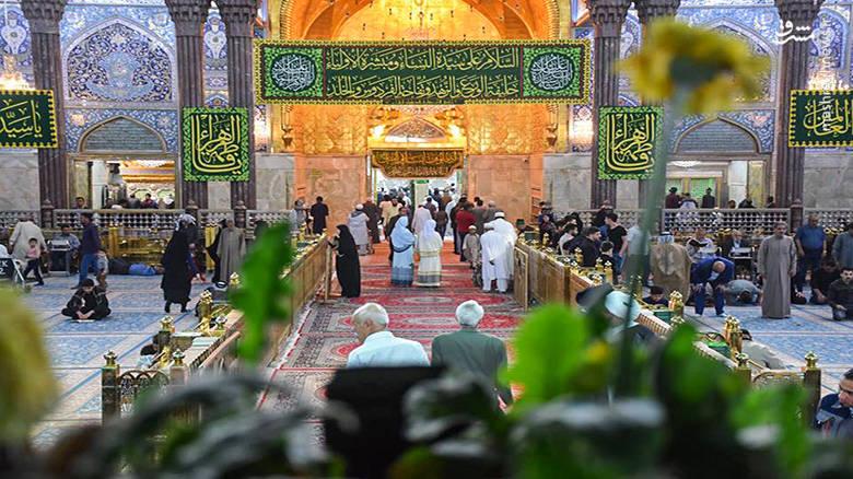 2208025 - حالوهوای کربلا در روز ولادت حضرت زهرا (س)