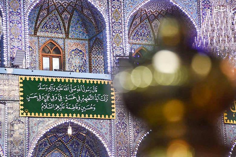 2208026 - حالوهوای کربلا در روز ولادت حضرت زهرا (س)