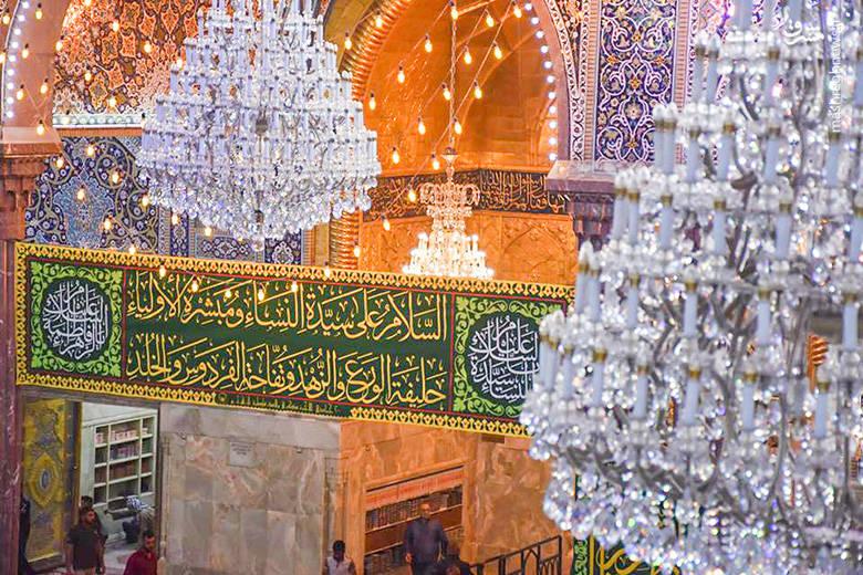 2208035 - حالوهوای کربلا در روز ولادت حضرت زهرا (س)