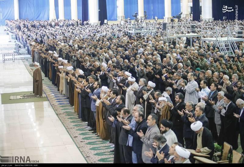 حجت الاسلام صدیقی: حضرت آقا هم دیدید با چه استحکام و بیان لطیفی مسائل را بیان کردند. صدا و سیما و جراید باید از حضرت زهرا(س) الگو بگیرند و برای تقرب به این الگو زمینه سازی کنند.