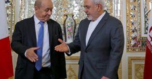 نتایج دیدار لودریان با مقامات ایرانی چه خواهد بود+ تصاویر
