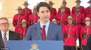 واکنش نخستوزیر کانادا به اتهام آزار جنسی یک خبرنگار زن