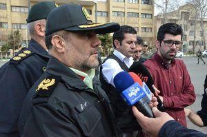 کشف ۱۷ تن پیش ساز مواد محترقه در تهران