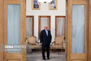 عکس/ دیدارهای امروز وزیر امور خارجه