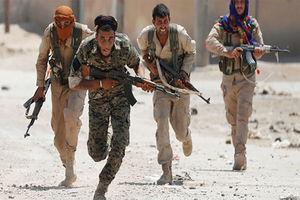 فیلم/ جنگ های خیابانی در شهر جندیرس سوریه
