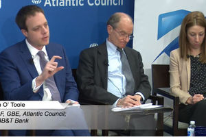 در نشست اندیشکده «شورای آتلانتیک» با موضوع تحریمهای ایران چه گذشت؟ + تصاویر