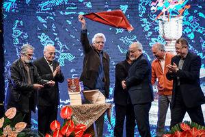 عکس/ مراسم یادبود هنرمندان درگذشته سال ۱۳۹۶