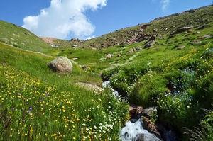 عکس/ سرعین؛ سرزمین چشمههای بهشتی