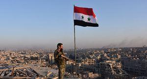 تحولات میدانی سوریه در سالی که گذشت/ چند درصد از خاک سوریه در اشغال گروههای تروریستی است؟ + آخرین نقشه میدانی