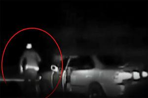 فیلم/ رانندهای که با خودش تصادف کرد!
