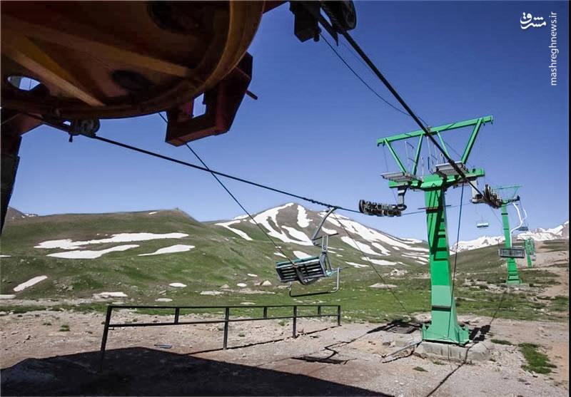 همچنین تله کابین و پیست اسکی آلوارس هم از مناطق جذاب برای مسافران این منطقه میتواند باشد.