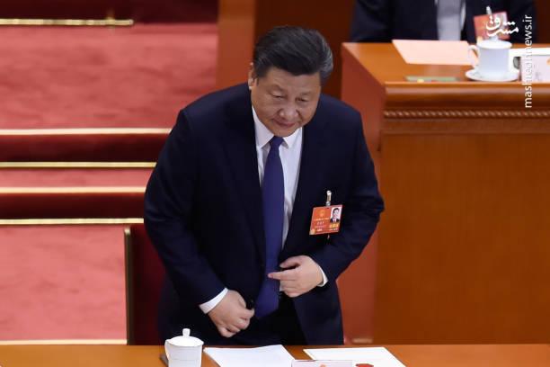 شی جینپینگ رئیس جمهور کنونی چین