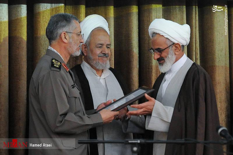 عکس/ مراسم تودیع و معارفه نماینده ولی فقیه در سپاه
