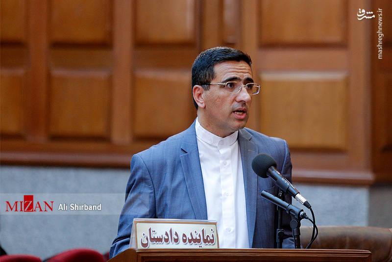 محمد شهریاری سرپرست دادسرای امور جنایی تهران