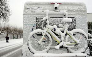 برف در انگلیس - نمایه