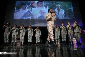 عکس/ مراسم گرامیداشت شهید حسین همدانی,